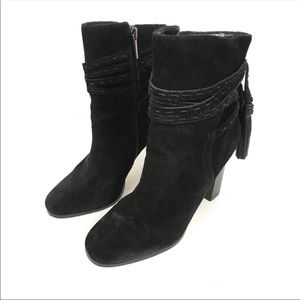 Saks Fifth Avenue Suede Boots